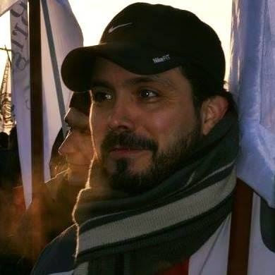 Alejandro Rulli autor del proyecto.